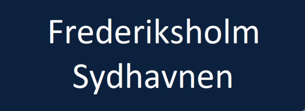 Frederiksholm Sydhavnen