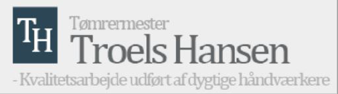 Tømrermester Troels Hansen