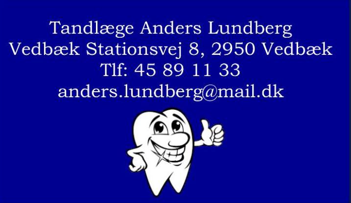 Tandlæge Anders Lundberg
